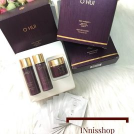 OHUI BABY COLLAGEN AGE RECOVERY miniset