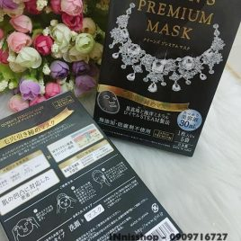 Quality1st   QUEEN'S PREMIUM MASK 5pc