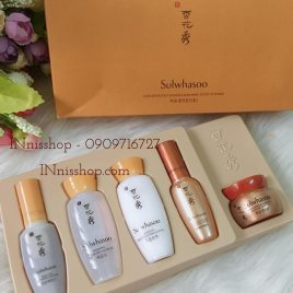 Sulwhasoo concentrated ginseng renewing exkit 5SP