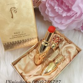 Son Whoo luxury lipstick 24 ( special gift mini 25 )