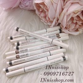 Innisfree powerproof brush liner ( màu black )