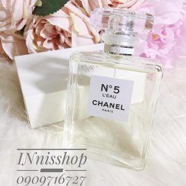 CHANEL No.5 L'eau for women Tester 100ml