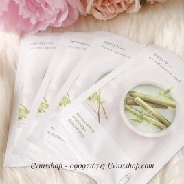 Mặt nạ giấy Innisfree my real*10 miếng