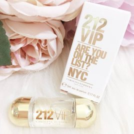 Nươc hoa 212 VIP CAROLINA HERRERA 5ml