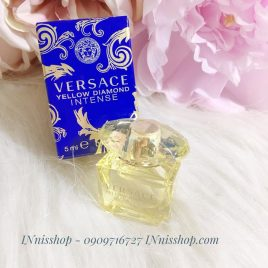 Nước hoa VERSACE YELLOW DIAMOND INTENSE 5ML