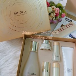 Set dưỡng da nước thần Sum37 Secret essence advanced sync program 100ml