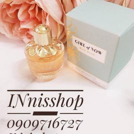 Nước hoa mini Girl Of Now Elie Saab for women mini 7.5ml