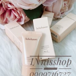 SAMPLE SULWHASOO LUMITOUCH FOUNDATION CREAM TONE 21