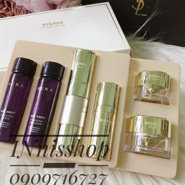 HERA SIGNIA AMPOULE TRIAL SET 6ITEMS