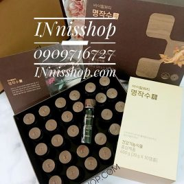 VITALBEAUTIE GINSENG EXTRACT AMPOULE [20G*30 ỐNG )