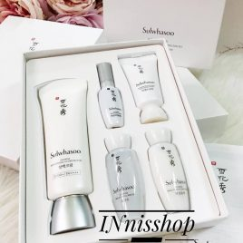 SULWHASOO SNOWISE BRIGHTENING UV PROTECTOR SET