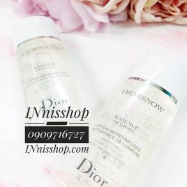 NƯỚC THẦN DIOR SNOW Essence Of Light [ tách set ] 50ml