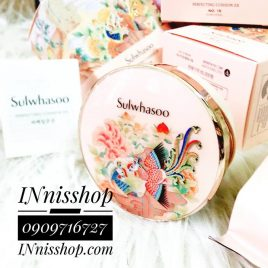 SULWHASOO PERFECTING CUSHION EX [ LIMITED LOAN PHỤNG HOÀ MINH 2019 ]