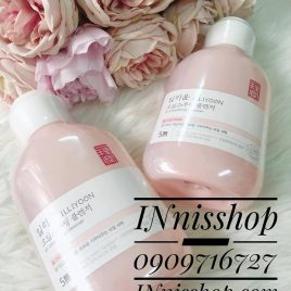 Sữa tắm OIL SMOOTHING CLEANSER ILLIYOON 500ml