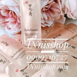 SULWHASOO CONCENTRATED GINSENG RENEWING CREAM EX [ sample]