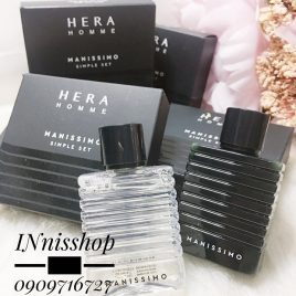 HERA HOMME MANISSION SIMPLE SET
