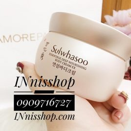 SULWHASOO ESSENTRUE DEEP NOURISHINY BODY CREAM EX 200ml