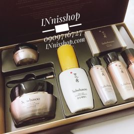 SULWHASOO TIMETREASURE EYE CREAM SPECIAL SET