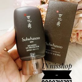 Kem chống nắng nam SULWHASOO Relaxing UV Protector