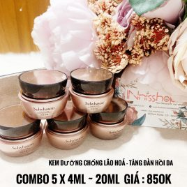 COMBO 5 SULWHASOO Timetreasure Invigorating Cream