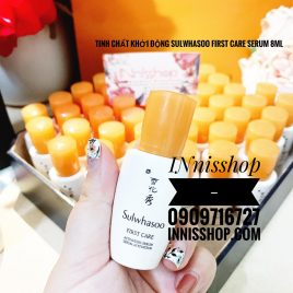 Tinh chất Sulwhasoo First Care Activating Serum Serum Activateur [BẢN SAMPLE MỚI 8ML 2023]