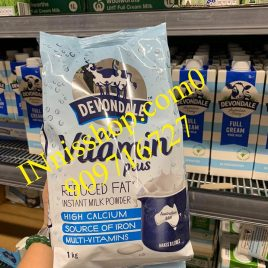 SỮA BỘT DEVONDALE OUR VITAMIN PLUS Bịch 1KG
