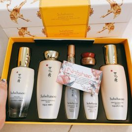 BỘ DƯỠNG SULWHASOO FIRST CARE PERFECTING ESSENTIAL SET 3ITEMS [ NEW – DATE 2023]
