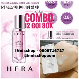 COMBO 12 GÓI Tinh chất Hera Youth Activating Cell Serum