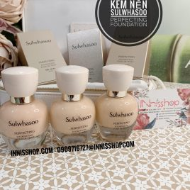 Kem Nền Sulwhasoo Perfecting Foundation