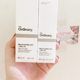The Ordinary Niacinamide 10% Zinc 1% [ hàng auth – bill hàn]
