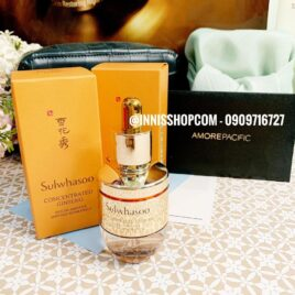 Tinh chất Sulwhasoo Concentrated Ginseng Rescue Ampoule