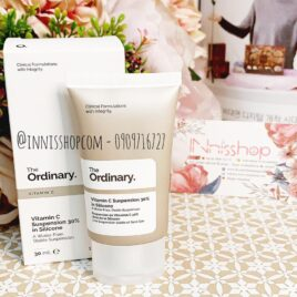 Kem dưỡng sáng da Vitamin C Suspension 30% in Silicone – The Ordinary