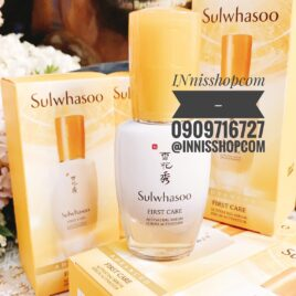 TINH CHẤT SULWHASOO FIRST CARE ACTIVATING SERUM EX  30ml
