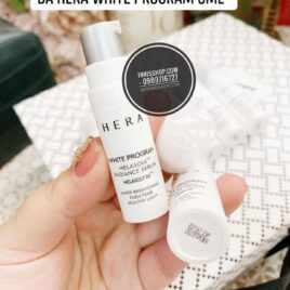 HERA WHITE PROGRAM MELASOLV RADIANCE SERUM 5ml
