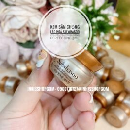 Kem dưỡng sâm SULWHASOO Concentrated Ginseng Renewing PERFECTING Cream 5ml